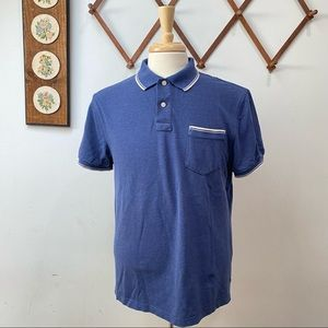J Crew Pique Polo Slim Fit Shirt